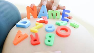 Baby-naming experts Name Berry's top picks for 2017