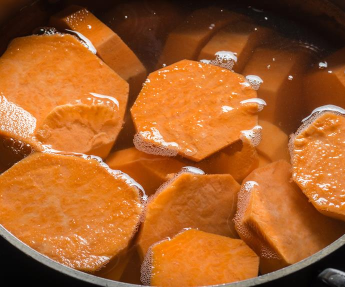 Sweet potato wastewater may aid weight loss and digestion