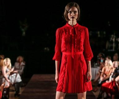 High fashion meets high tea at the 2017 VAMFF