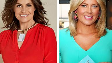 Lisa Wilkinson supports brekky TV rival Sam Armytage following 'granny panties' article