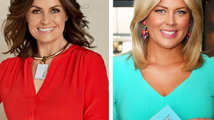 Lisa Wilkinson supports brekky TV rival Sam Armytage following 'granny panties' article