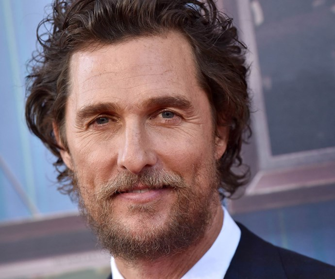 Matthew McConaughey won the 2013 Golden Globe for Best Actor in a Motion Picture - Drama before nabbing the Best Actor Oscar too. He won for his role in *Dallas Buyers Club*.