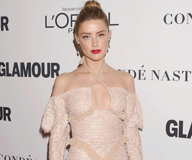 Amber Heard's emotionally charged letter against domestic violence