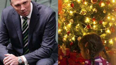 Immigration minister Peter Dutton calls for a pro-Christmas uprising