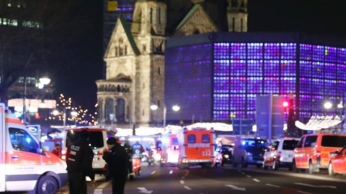 ISIS claims responsibility for terrorist attack in Germany