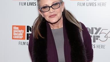 Actress Carrie Fisher suffers a 'massive' heart attack on plane