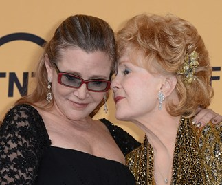 Carrie Fisher's mother Debbie Reynolds passes away, age 84