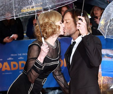 Nicole Kidman and Keith Urban's love through the years