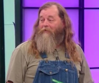 Jeff Schulltz before his Rachael Ray makeover