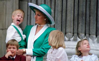 Princess Diana's letters about naughty Prince Harry sold at auction