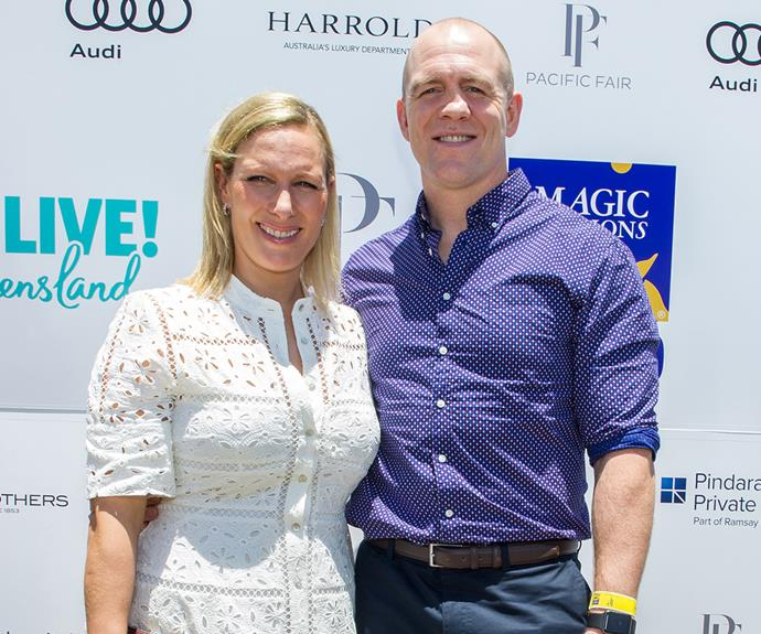 The couple have been attending a slew of events on behalf of Magic Millions.