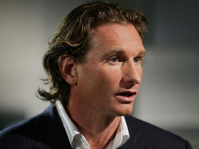 Allan Hird, father of James, on his son's condition