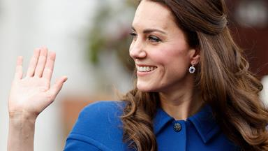 "Duchess Catherine: ""Parenting is tough"""