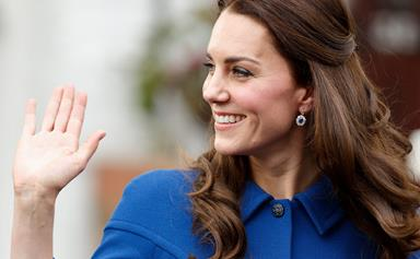 """Duchess Catherine: """"Parenting is tough"""""""
