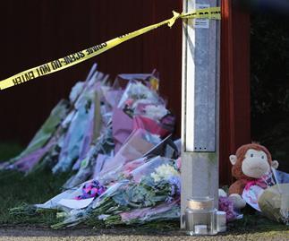 Katie Rough was found dead in a field near her York home