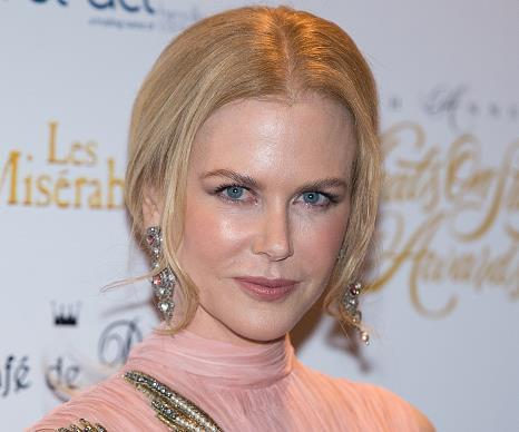 Nicole Kidman says Americans need to support Trump