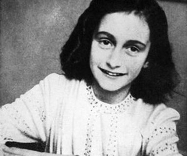 A pendant 'identical' to one belonging to Anne Frank has been found