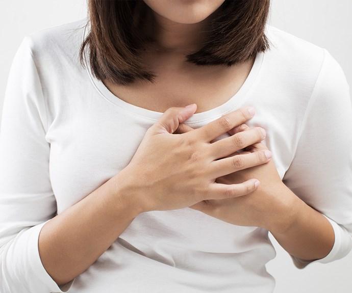 Lemon test for breast cancer