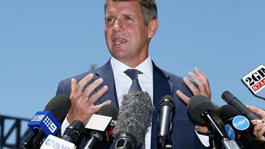 BREAKING: NSW Premier Mike Baird retires from politics