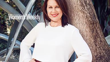 Julia Morris opens up about her anger issues – and that Dr Chris Brown scandal