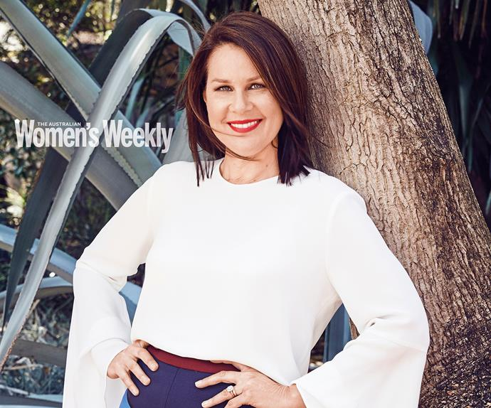 Julia Morris on Menopause and Dr Chris Brown