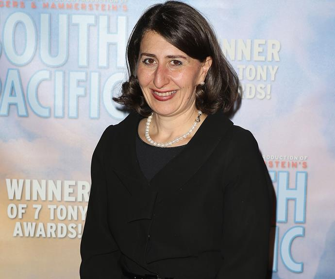 Gladys Berejiklian has been elected leader of the NSW Liberal party
