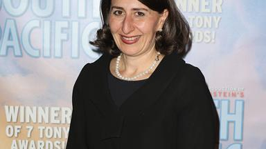 Gladys Berejiklian has already been asked why she doesn't have children in press conference