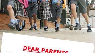 Why this school note urging parents to take more responsibility for their kids has gone viral