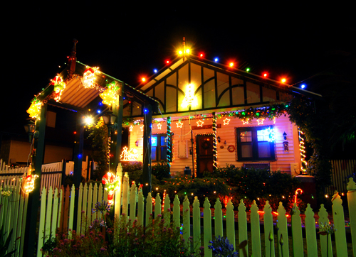 Lobethal The Christmas Town Australian Geographic