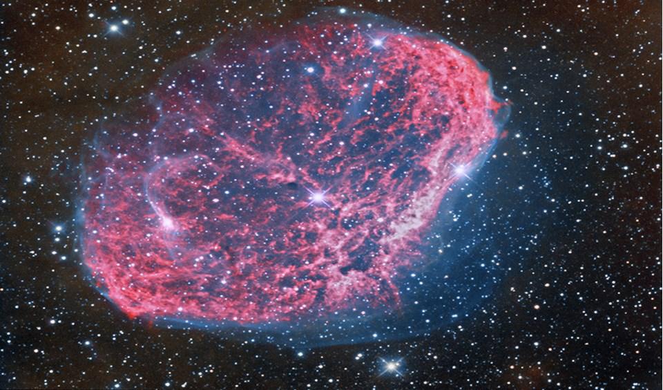 Heart and soul nebulae 8 - Australian Geographic