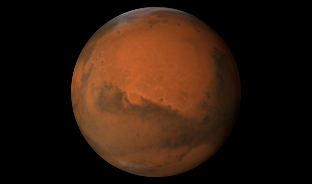 Close encounter with Mars - Australian Geographic