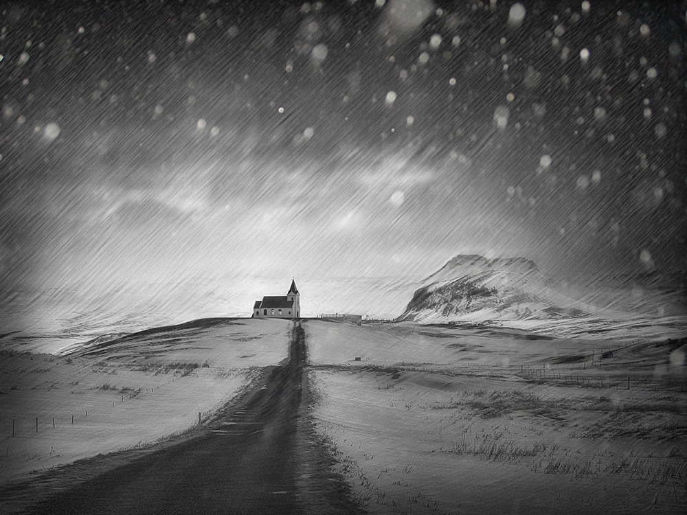 Winner black and white award guy havell australia international landscape photographer of the year 2016