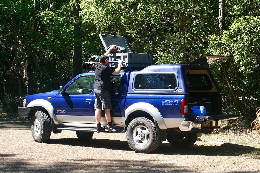 Gear Test Yakima Megawarrior Rooftop Cargo Basket