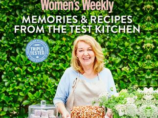 Recipes and Memories from the test kitchen pamela clark