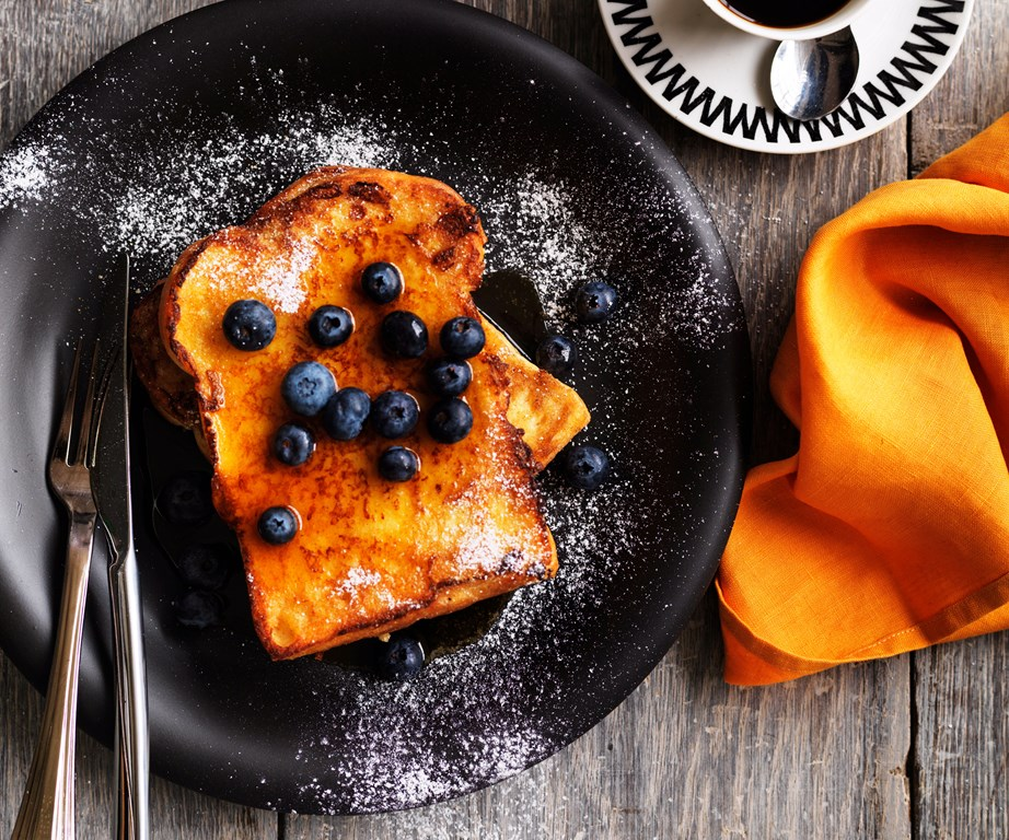 """Make this quick (but super tasty) **[French toast recipe](https://www.womensweeklyfood.com.au/recipes/french-toast-15590