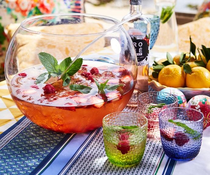 rose sangria recipe