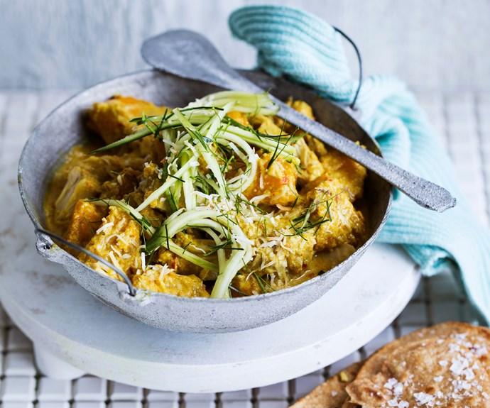 jackfruit curry recipe