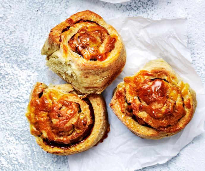 """This [cheesymite scrolls](https://www.womensweeklyfood.com.au/recipes/cheesymite-scrolls-recipe-30926
