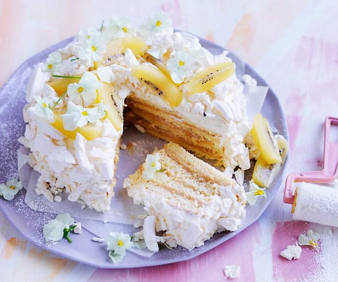 Postre chajá cake