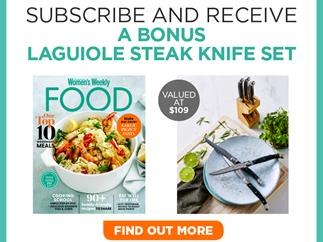 Subscribe to The Australian Women's Weekly FOOD