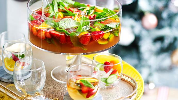 Pimm's No.1 punch