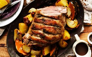 How to make the perfect roast lamb