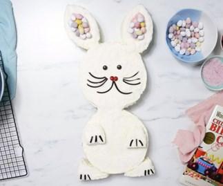 easter bunny birthday cake recipe
