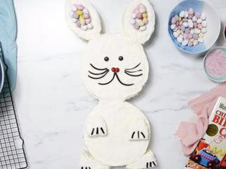 easter bunny birthday cake recipe