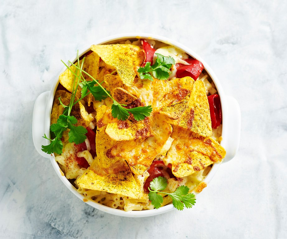 "Our **[Mexican mac and cheese](https://www.womensweeklyfood.com.au/recipes/mexican-mac-and-cheese-recipe-31113|target=""_blank"")** brings together creamy pasta with the distinctive spices of Mexico."