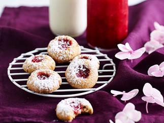 jam drops recipe