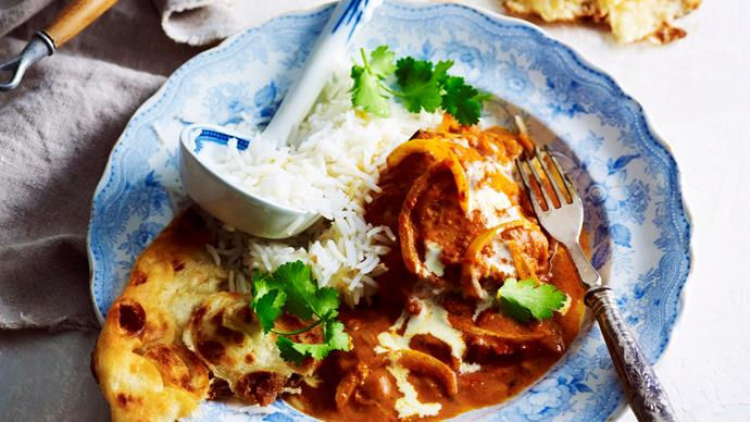 All the classic curry recipes