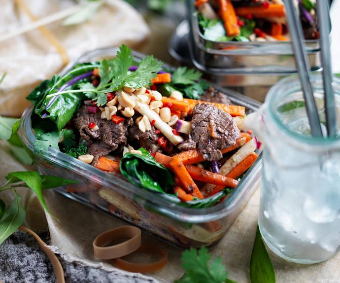 Tamarind beef stir fry recipe