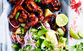 24 chicken wing and drumstick recipes