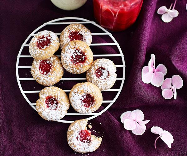 """[Jam drops](https://www.womensweeklyfood.com.au/recipes/jam-drops-recipe-14124 target=""""_blank"""") are a classic biscuit that perfectly combine the sweetness of plum jam with the buttery flavour and crumbly texture of a good biscuit."""